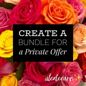 Put Together a Bundle & I'll Make You an Offer! ✨